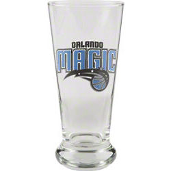 Orlando Magic Logo Pilsner Glass