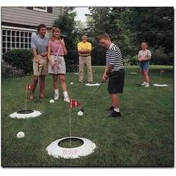 Yolf Yard Golf 4 Player Set