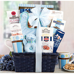 Baby Blue Gift Assortment
