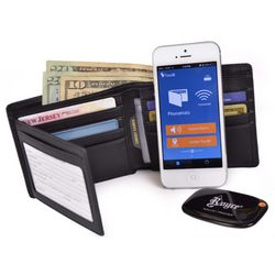 Men's Personalized Leather Freedom Wallet