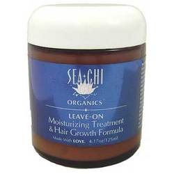 Leave-on Moisturizing Treatment & Hair Growth Formula