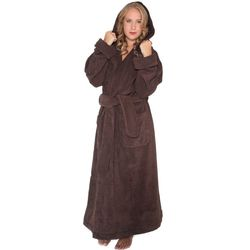 Women's Luxury Monkstyle Bathrobe
