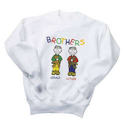 Brothers & Best Buddies Sweatshirts