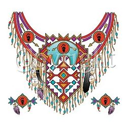 Indian Necklace T-Shirt