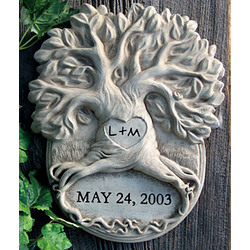 Personalized Memory Tree Plaque