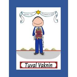 Personalized Bar Mitzvah Cartoon