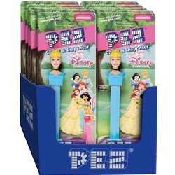 Disney Princess Pez Dispensers