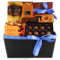 Godiva Thank You Basket