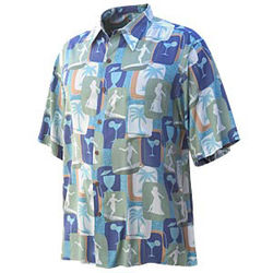 Post-Modern Aloha Shirt
