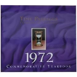 1972 Time Passages Calendar Yearbook