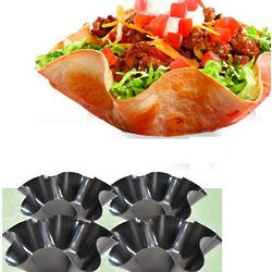 Perfect Tortilla Bowl Bakeware