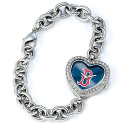Women's Major League Baseball Heart Watch