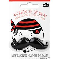 Moustache Lip Balm