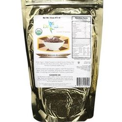 Organic Cold-Milled Flaxseed