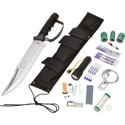 Bushmaster Survival Knife - Much More Than a Blade