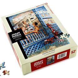 Summer Getaway 500-Piece Puzzle