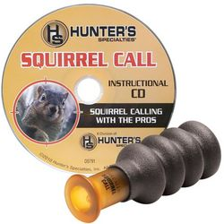 Hunter's Squirrel Call and CD