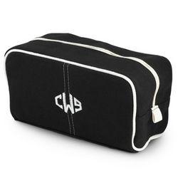 Black Dopp Kit