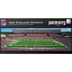 New England Patriots 1,000-Piece Panoramic Puzzle