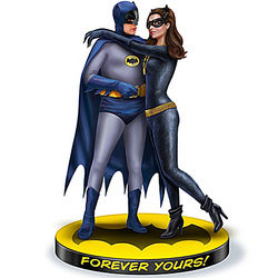 Forever Yours - Batman and Catwoman Figurine
