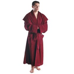Men's Luxury Monkstyle Bathrobe