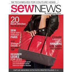Sew News Magazine Subscription