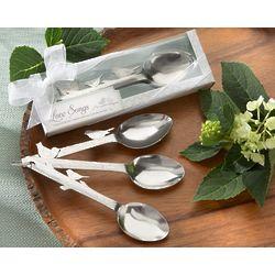 Love Songs Stainless Steel Measuring Spoons