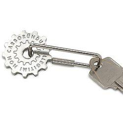 Illegitimi Non Carborundum Keychain