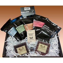Coffee & Chocolate Taste-Tester Gift Box