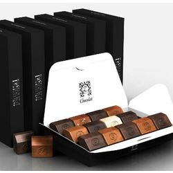 6-Pack Keep the Pleasure Going French Chocolates Gift Box