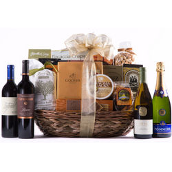 Super Grand Gourmet Gift Basket