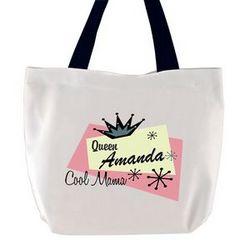 Cool Mama Retro Tote Bag