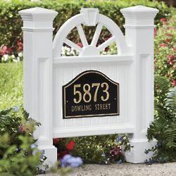 Winchester Address Stand