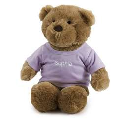 Plush Teddy Bear with T-Shirt