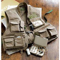 Loaded Fly Fishing Vest