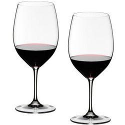 Riedel Vinum Bordeaux or Cabernet Glasses