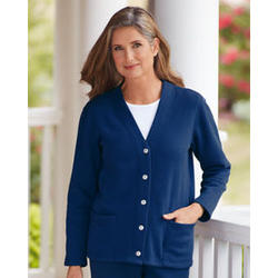 Women's Fleece Cardigan