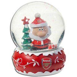Arsenal Snow Globe