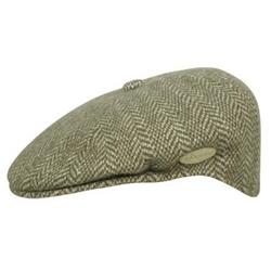 Classic Wool Herringbone 504 Hat