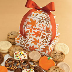 Fall Favorites Gift Tower