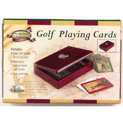 Antique Golf Playing Cards