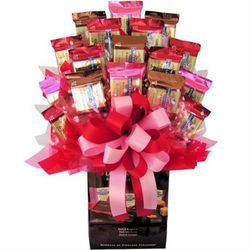 Ghirardelli Candy Bouquet