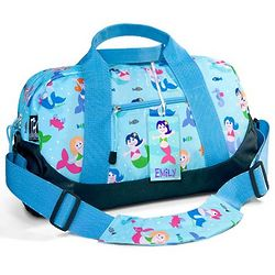 Personalized Child's Mermaids Duffel Bag