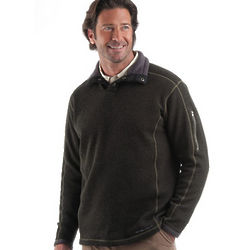 Men's Roughian Snap-Front Sweater