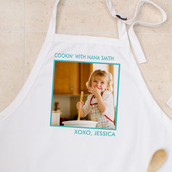 Personalized Picture Perfect Photo Apron