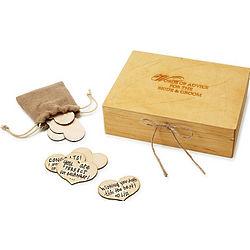 Wedding Guestbook Box