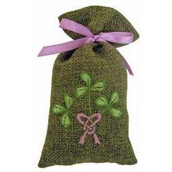 Shamrock Irish Bouquet Lavender Scent Sachet