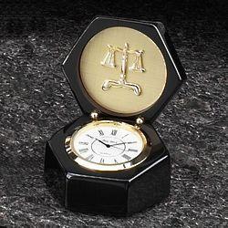 Personalized Signature Justice Clock