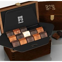 Diamond Distinct Class French Chocolates Gift Box