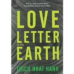 Love Letter to the Earth Paperback Book